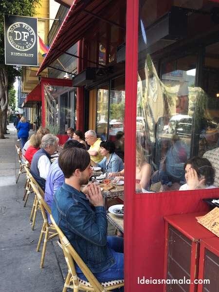 Chez Maman - San Francisco