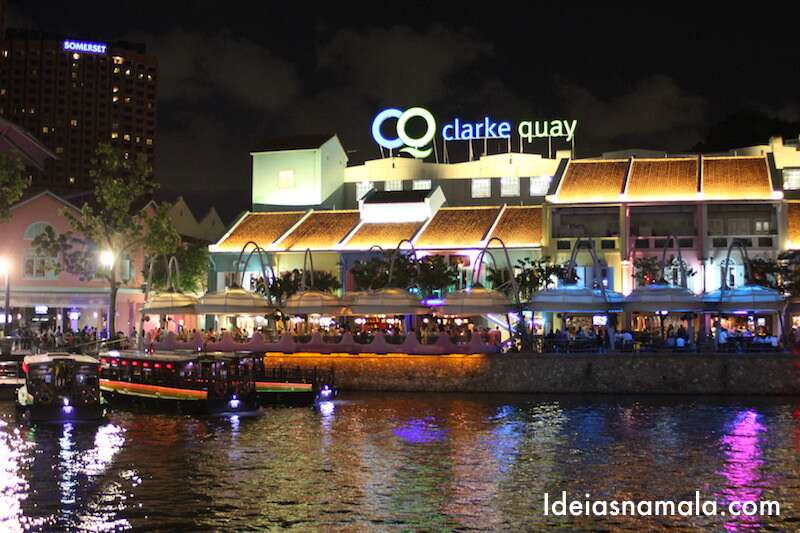 Clarke Quay - Singapura