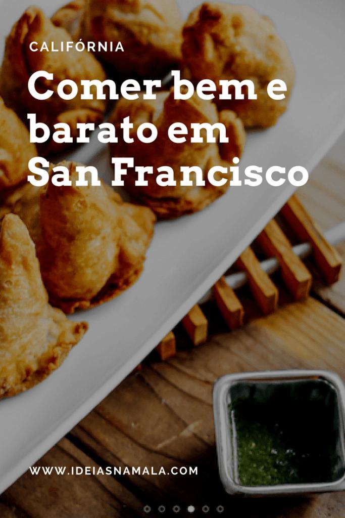 Comer bem e barato em San Francisco