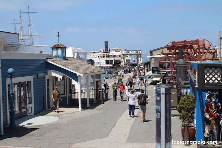 Museu Marítimo - Fisherman's Wharf