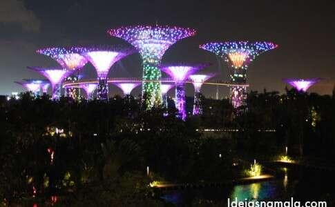 Gardens by the Bay - Cingapura