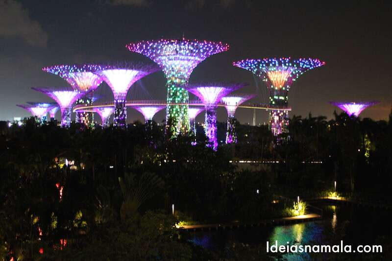 Gardens by the Bay - Cingapura