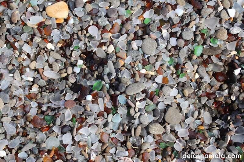 Glass Beach - Fort Bragg