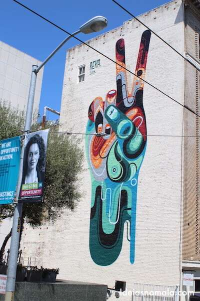 Grafite San Francisco