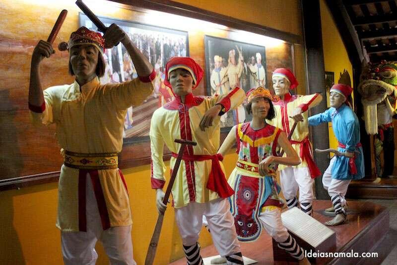 Museu do Folclore, Hoi An