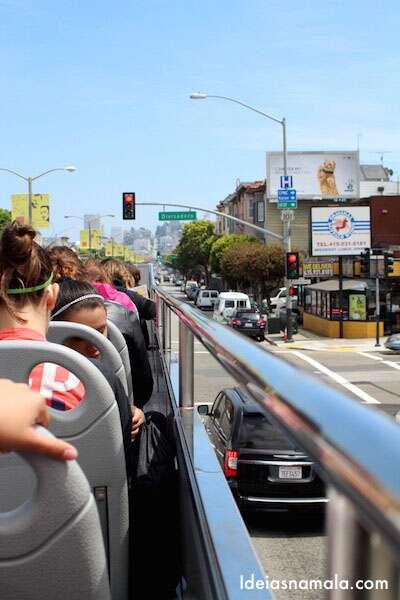 Hop-on-hop-off San Francisco