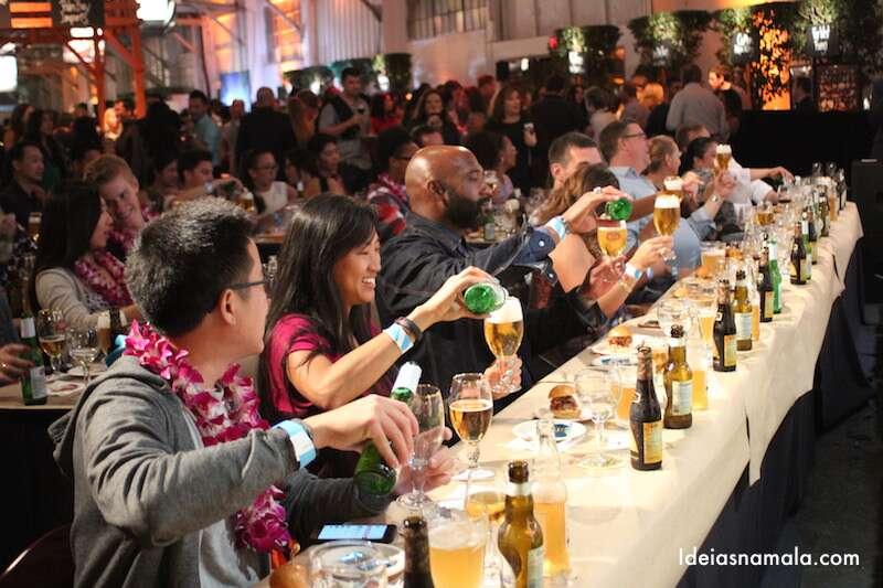 Degustação de cerveja - Eat Drink SF