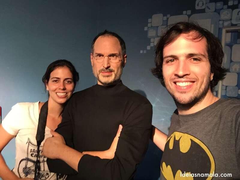Steve Jobs no Madame Tussauds