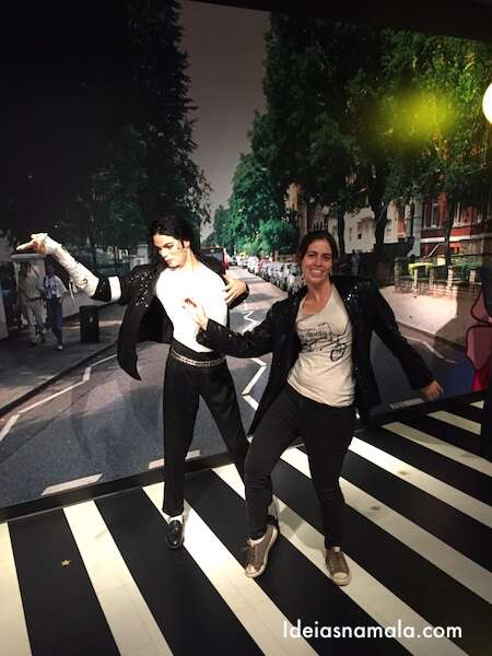 Michael Jackson no Madame Tussauds