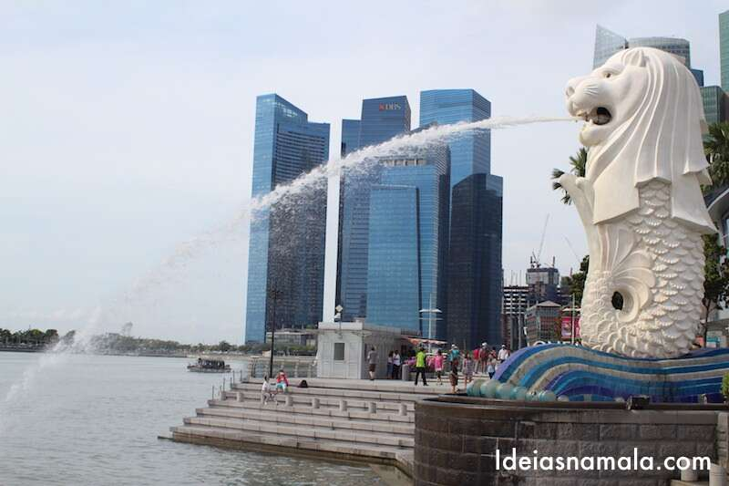 Merlion - Singapura