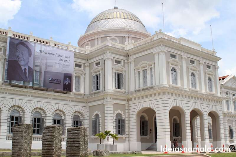 Museu Nacional de Singapura