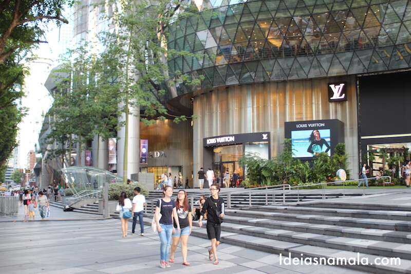 Orchard Rd. - Singapura