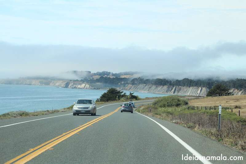 Paisagens da Highway - Norte