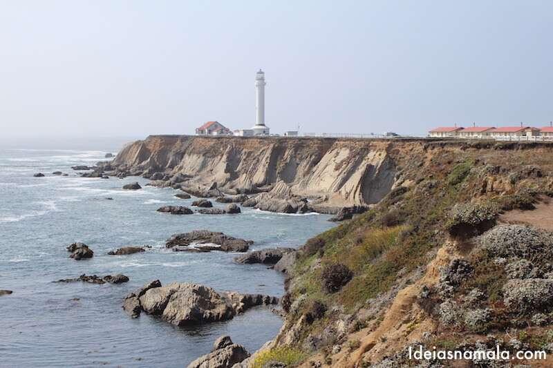 Farol de Point Arenas - Califórnia