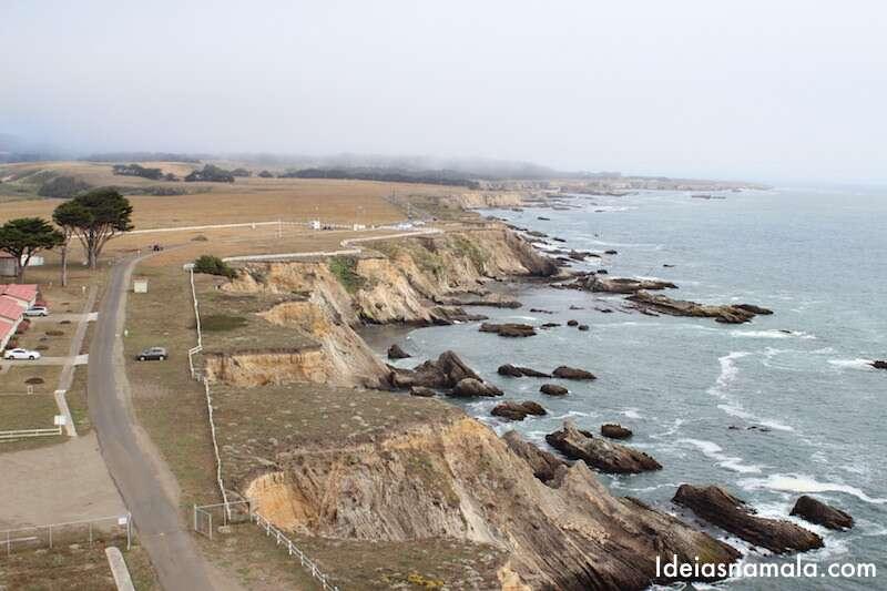 Point Arenas - Califórnia