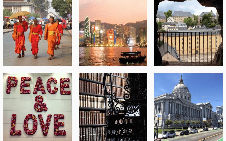 Ideias na mala - Instagram