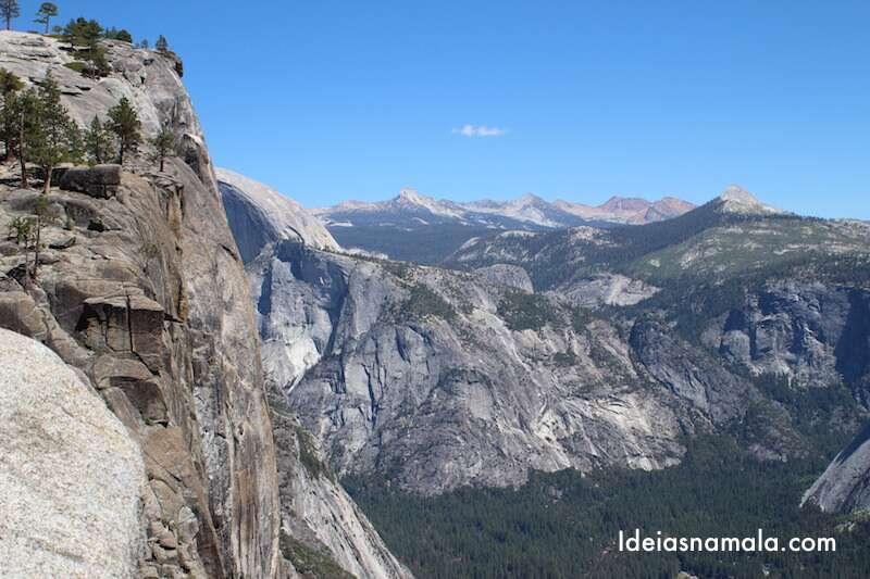 Vista da Upper Yosemite Falls