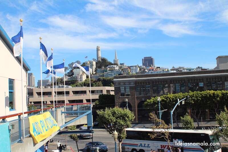 Vista Pier 39 - San Francisco