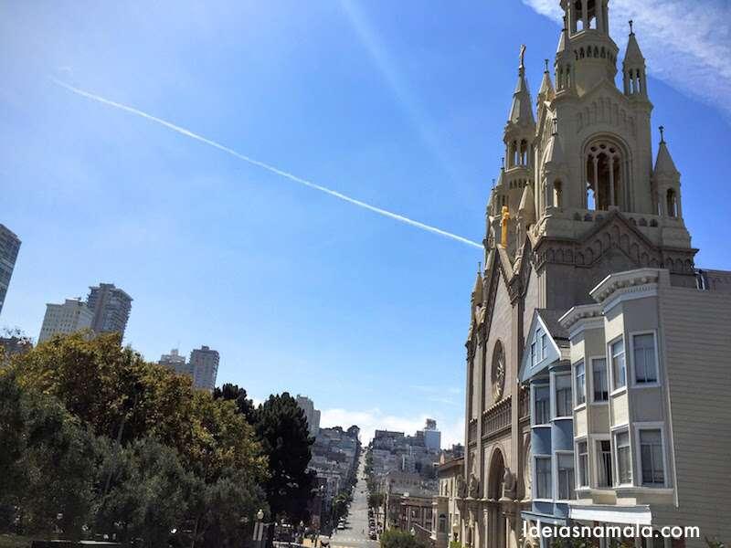 Washington Square - San Francisco
