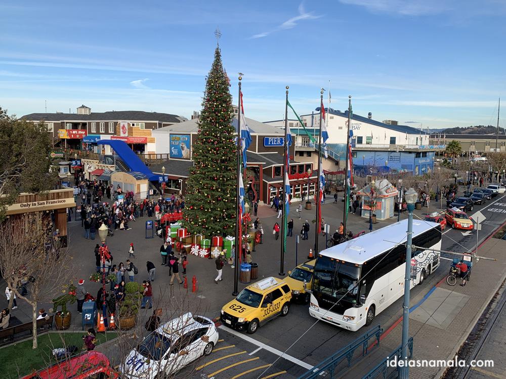 O que fazer no Pier 39 em San Francisco: Melhores Atrações + Dicas de onde comer