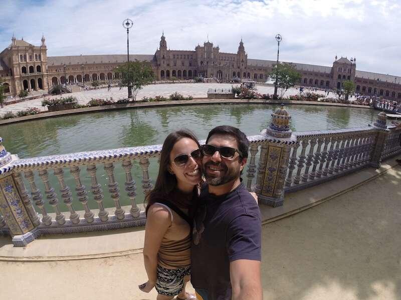 Plaza de Espanha - Sevilla