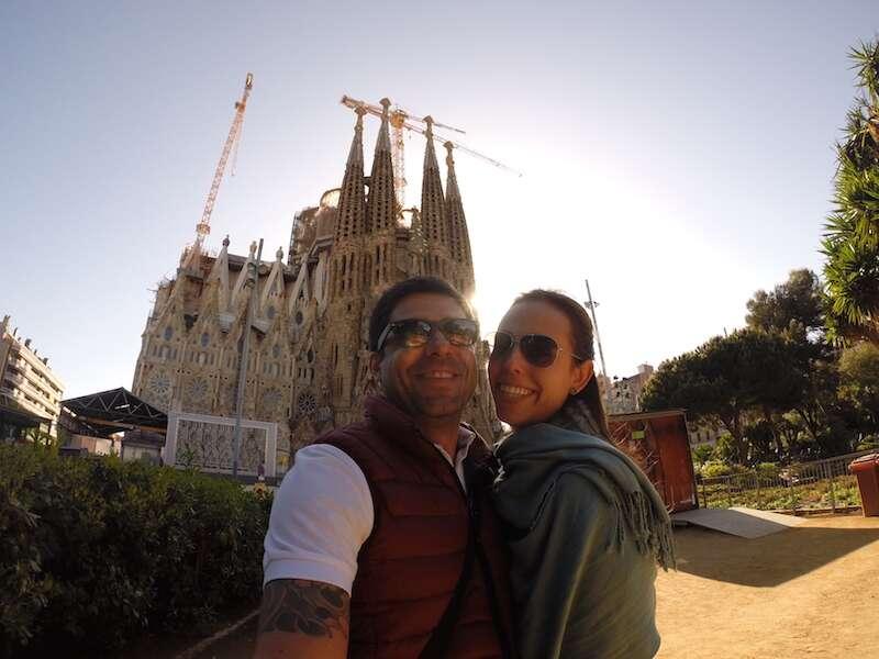 Sagrada Família - Espanha