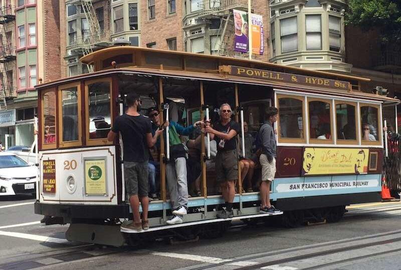 Transporte público em San Francisco