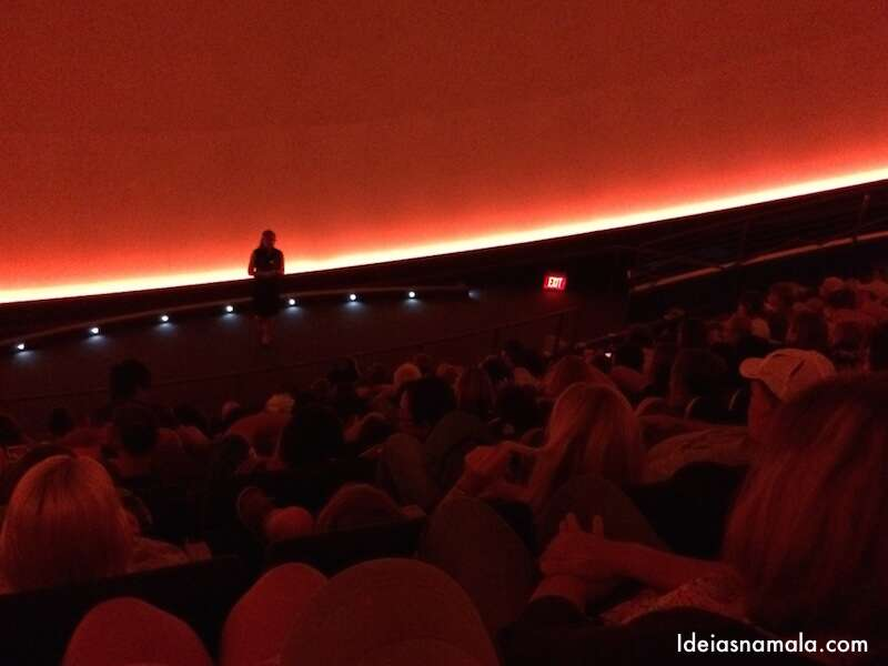 Planetarium Cal Academy