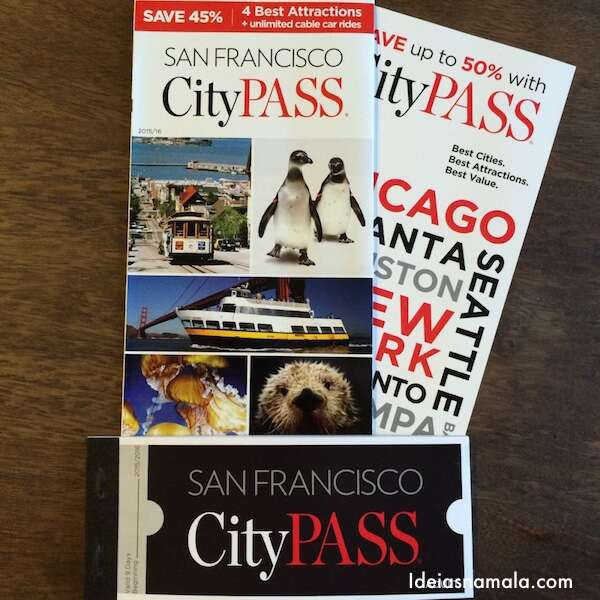 City Pass - San Francisco