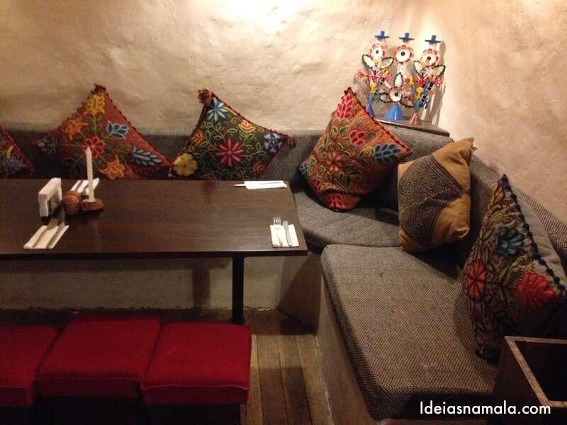 Restaurante Pachapapa - Cusco