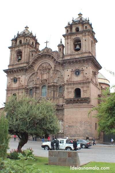 Companhia de Jesus, Cusco