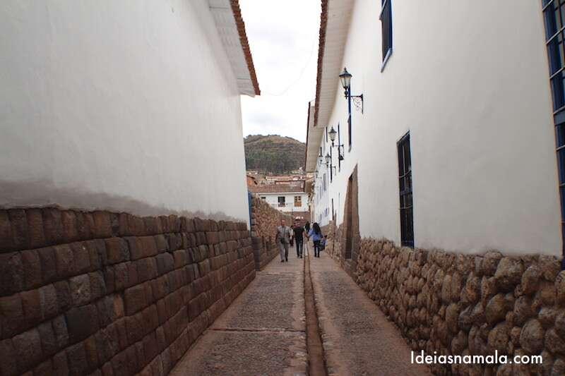 Calle Romeiros - Cusco