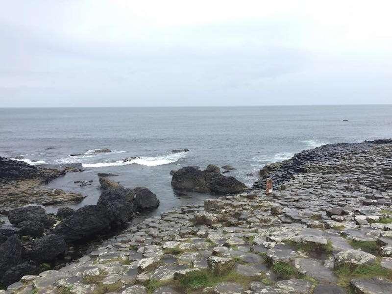Giants Causeway - Irlanda