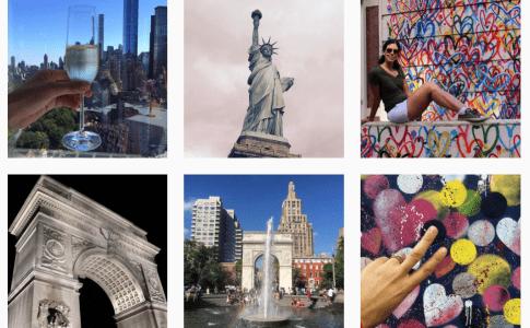 Ideias na mala no Instagram