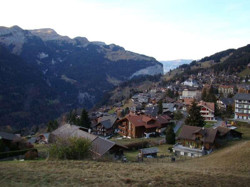 Wegen, Suíça