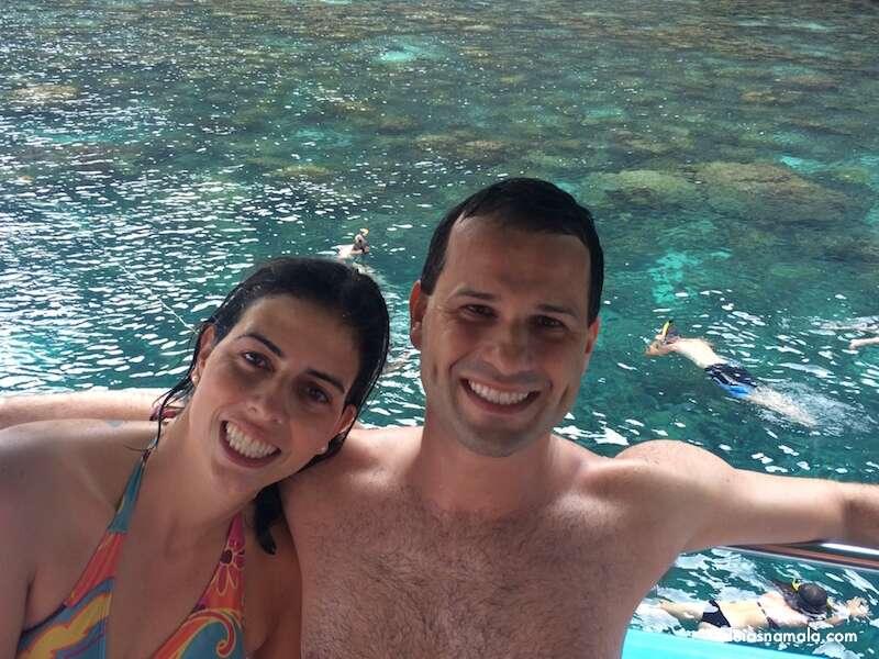 Snorkel em Koh Phi Phi