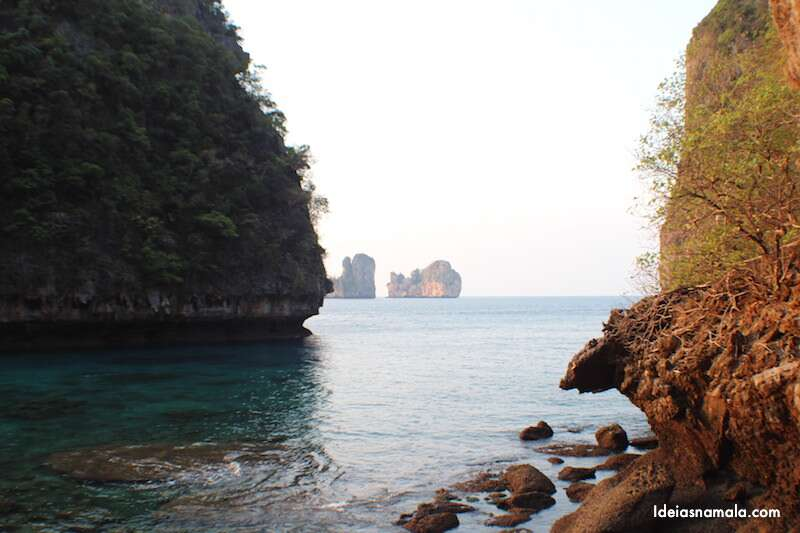 Loh Samah Bay - Tailândia