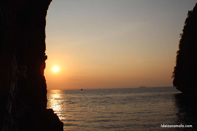 Loh Samah Bay- Tailândia