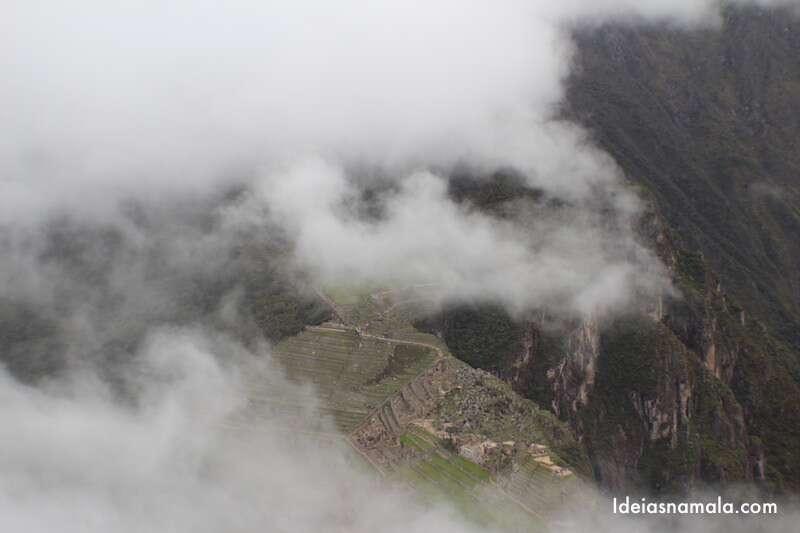 Machu Picchu visto Wayna Picchu