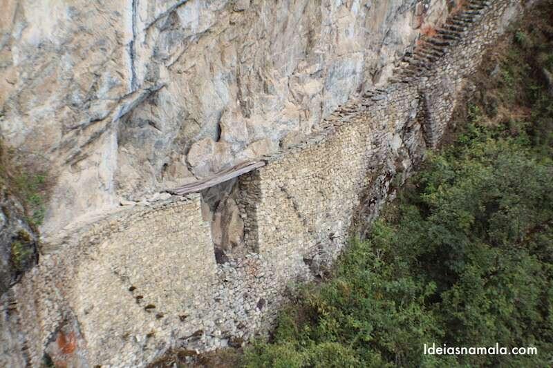 Ponte Inca - Machu Picchu