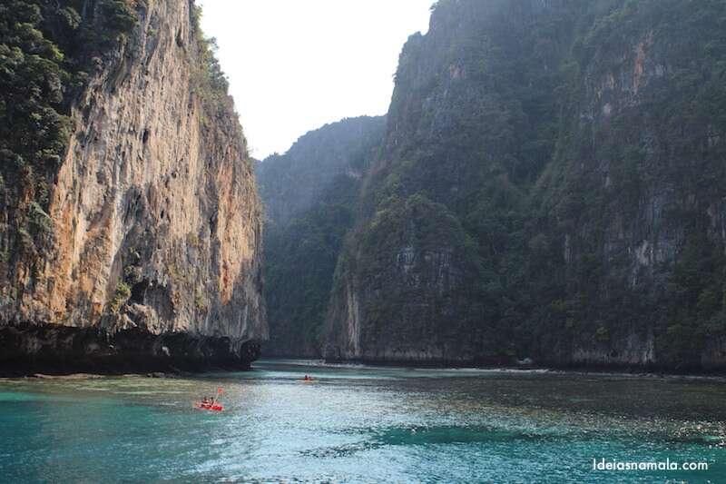 Loh Sama Bay - Tailândia