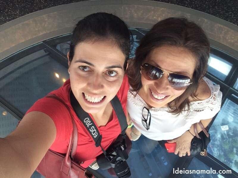 Selfie - One World Observatory