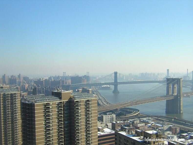 Ponte do Broklyn - Nova York