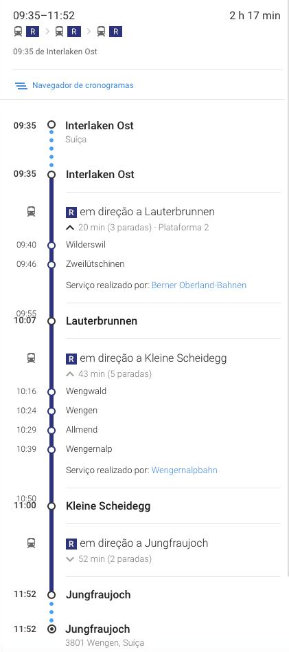 Interlaken - JungFrau