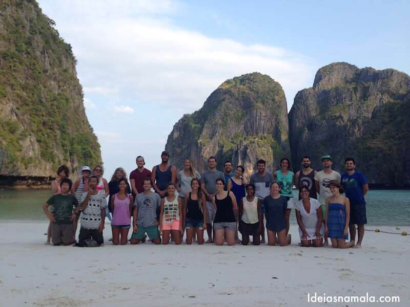 Sleep Aboard Maya Bay