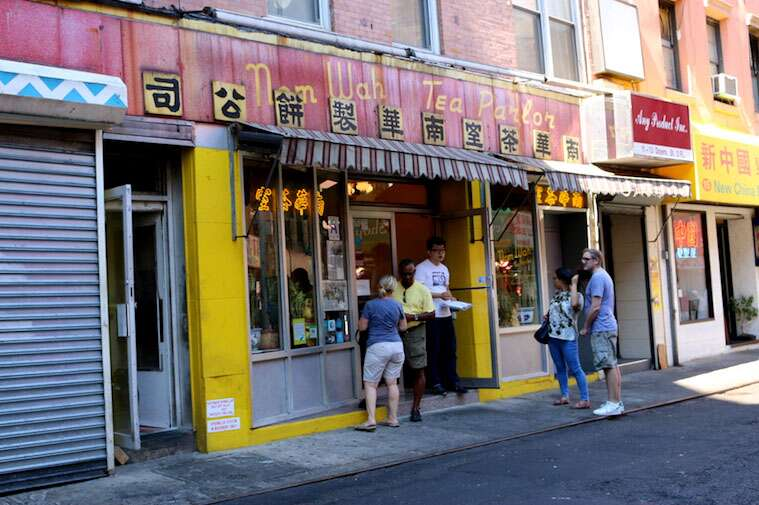 Nom Wah Tea Parlor - Nova York