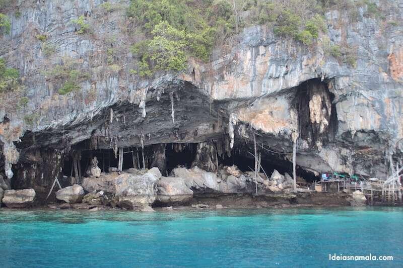 Viking Cave - Tailândia
