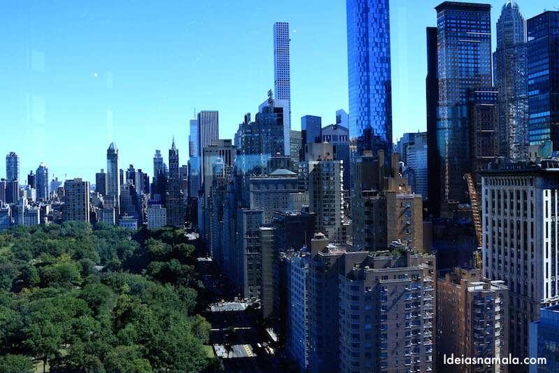 Vista do Asiate - Nova York