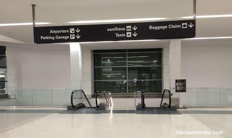Aeroporto de San FRancisco