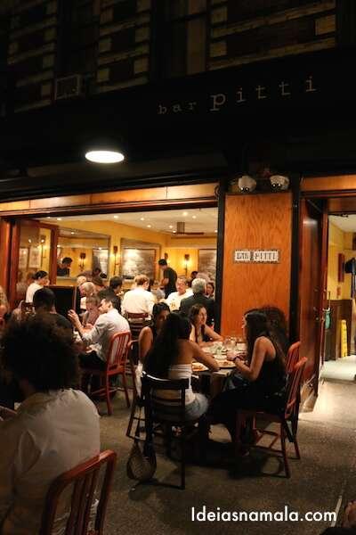 Bar Pitti - Nova York